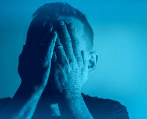 Verzweiflung über den roten Faden beim Bachelorarbeitschreiben